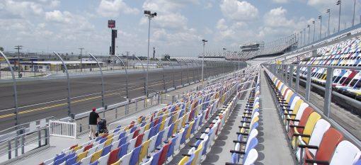 Wat viel op met de Daytona 500?