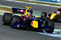 MOTORSPORT - TESTS WORLD SERIES BY RENAULT 2014 - FR 3.5 - JEREZ (SPA) - 24 TO 26/03/2014 - PHOTO : FLORENT GOODEN/ DPPI 07 PIERRE GASLY (FRA)  ARDEN MOTORSPORT  - ACTION