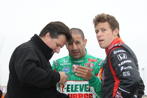 Andretti op jacht naar nieuw succes
