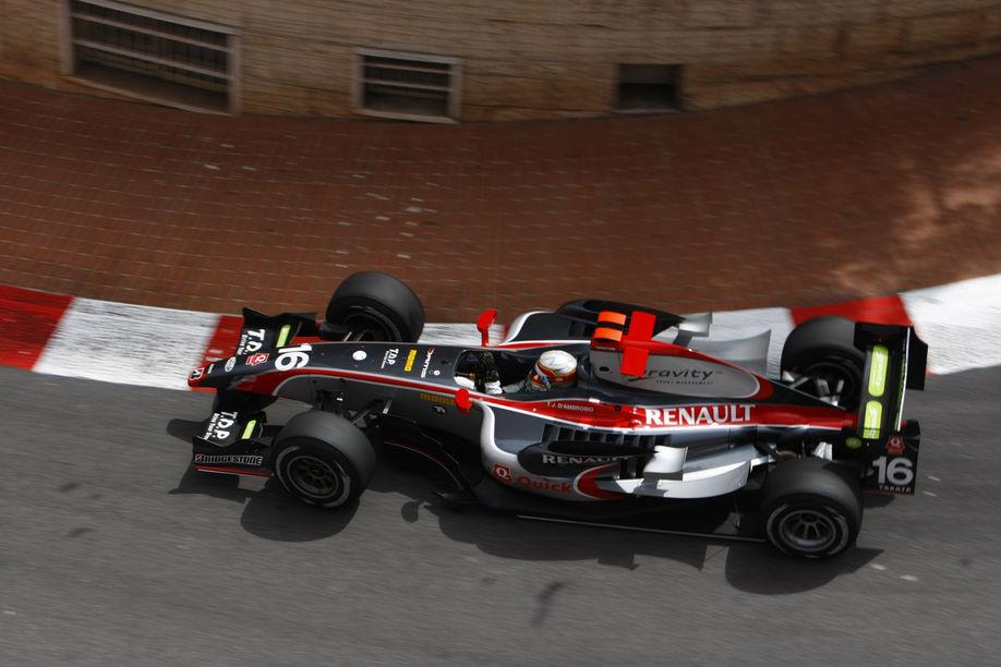 Testanalyse: post-season GP2 – Gecombineerd