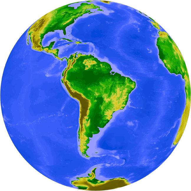 Exotische nationaliteiten: Zuid-Amerika