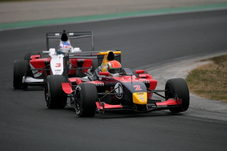 Testanalyse: post-season Formula Master