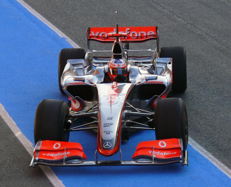 Rookietest Jerez: Analyse dag 2