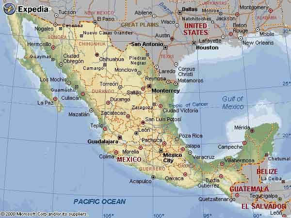 Exotische nationaliteiten: Mexico