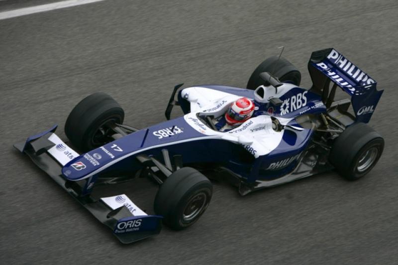 Eerste rookietests Formule 1 van start