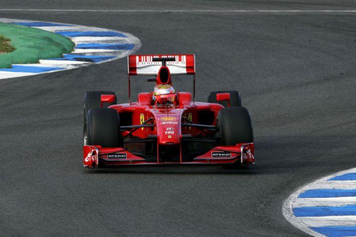 Testanalyse: Rookietestdagen Formule 1