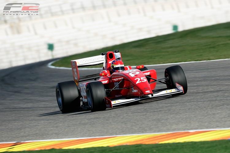 Testanalyse: Formule 2 in Valencia
