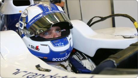 Rookietest Jerez: Analyse dag 1