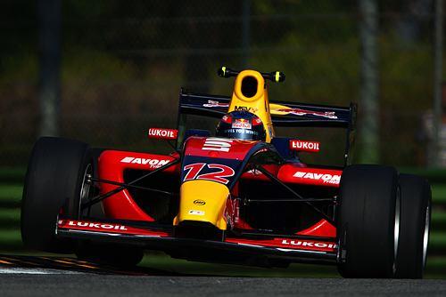 Herstructuering voor Red Bull Junior Team