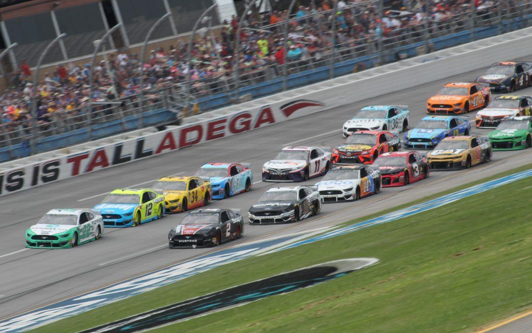 NASCAR Vooruitblik | April