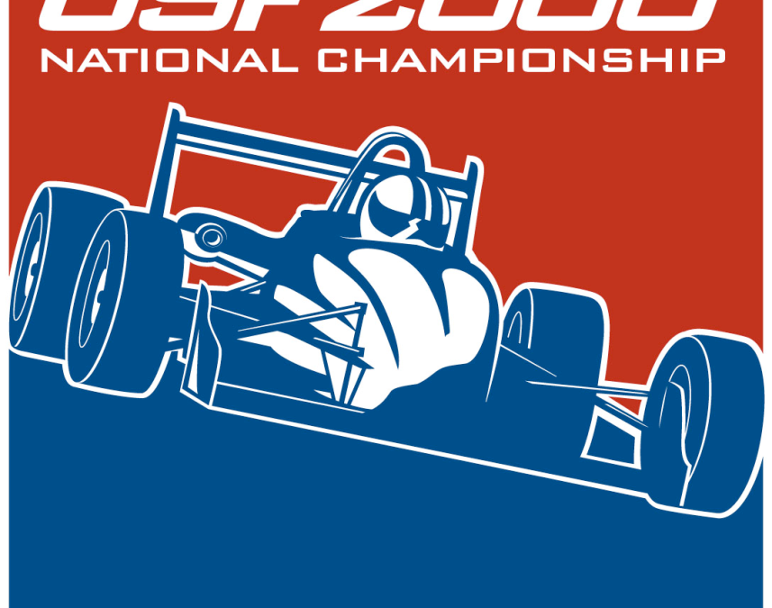 IRL bouwt op: U.S. F2000 National Championship
