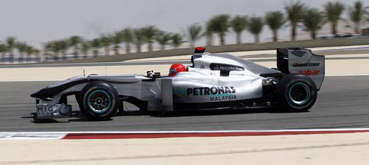 Voorbeschouwing Bahreinse Grand Prix