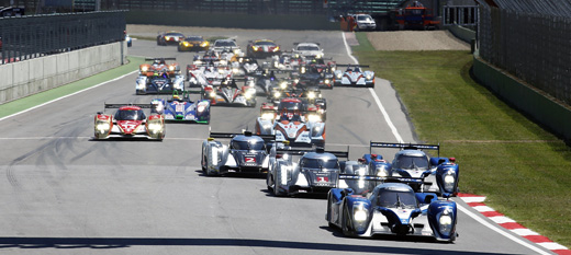 Analyse World Endurance Championship – Prototypen