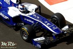 2010 Formula One Testing - Pirelli Tyre Test