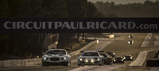 GT Report: Bentley op titelkoers