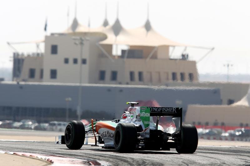 Grand Prix van Bahrein gaat door