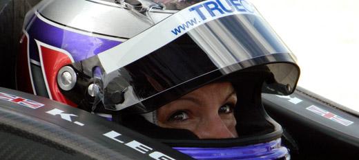 IndyCar-debutanten: Katherine Legge