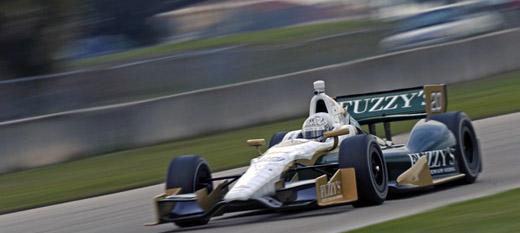 IndyCar-debutanten: Ed Carpenter Racing