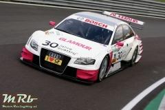 Motorsports / DTM: race 8, Oschersleben, 15 Katherine Legge (GBR, Audi Sport Team Rosberg),