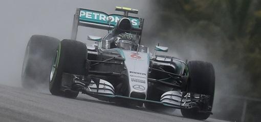 Wat is er aan de hand met Nico Rosberg?