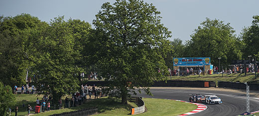 GT Report: Blancpain GT in Brands Hatch