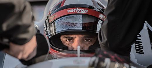 Terug naar Indy: Juan Montoya