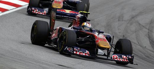 Vertrekt Buemi of Alguersuari bij Toro Rosso?